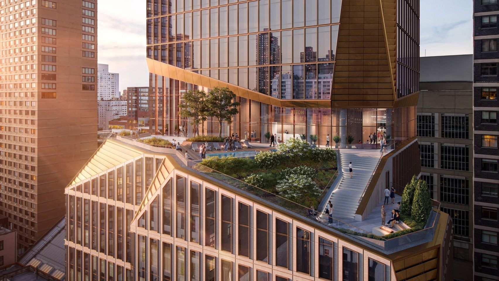 snohetta, 50 west 66th street, upper west side