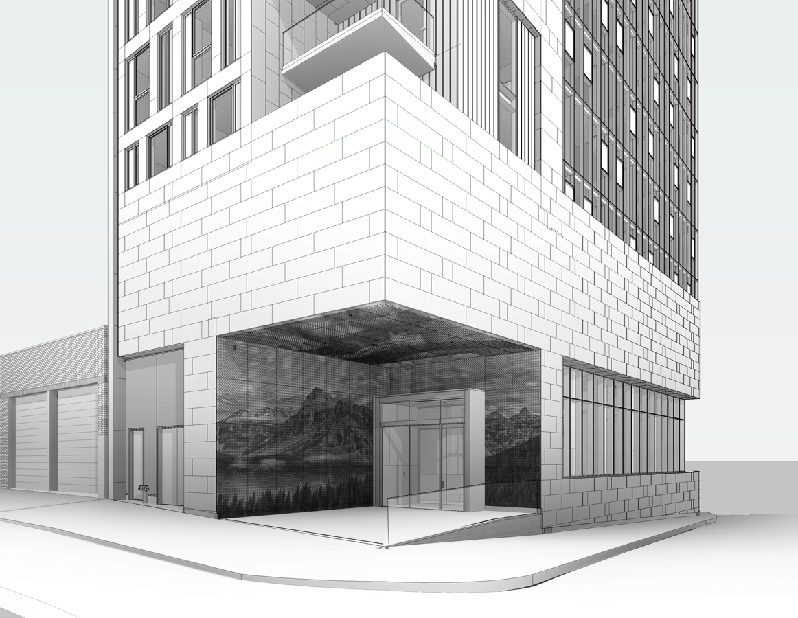 New renderings by \'Build It Bigger\' host Danny Forster show 220-room ...
