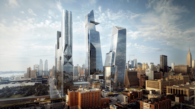 Frank Gehry and Santiago Calatrava to design Hudson Yards