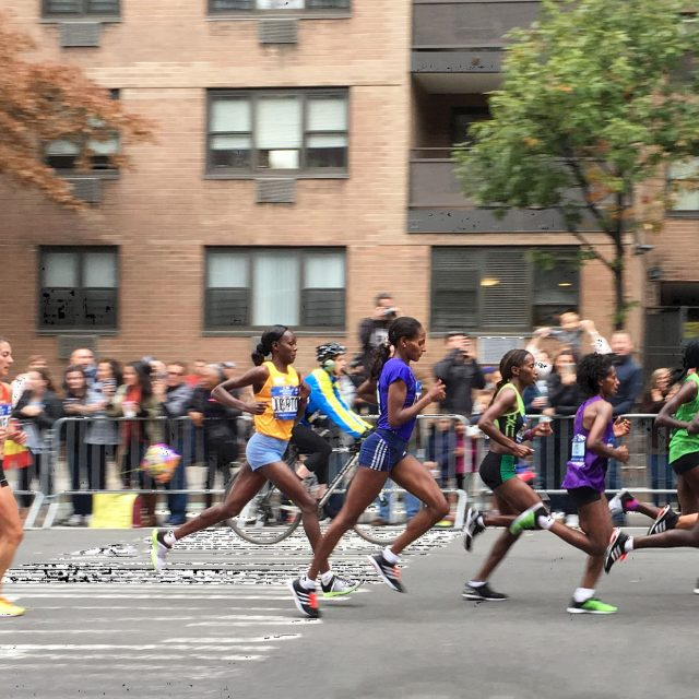 The NYC Marathon returns this November at 60% capacity