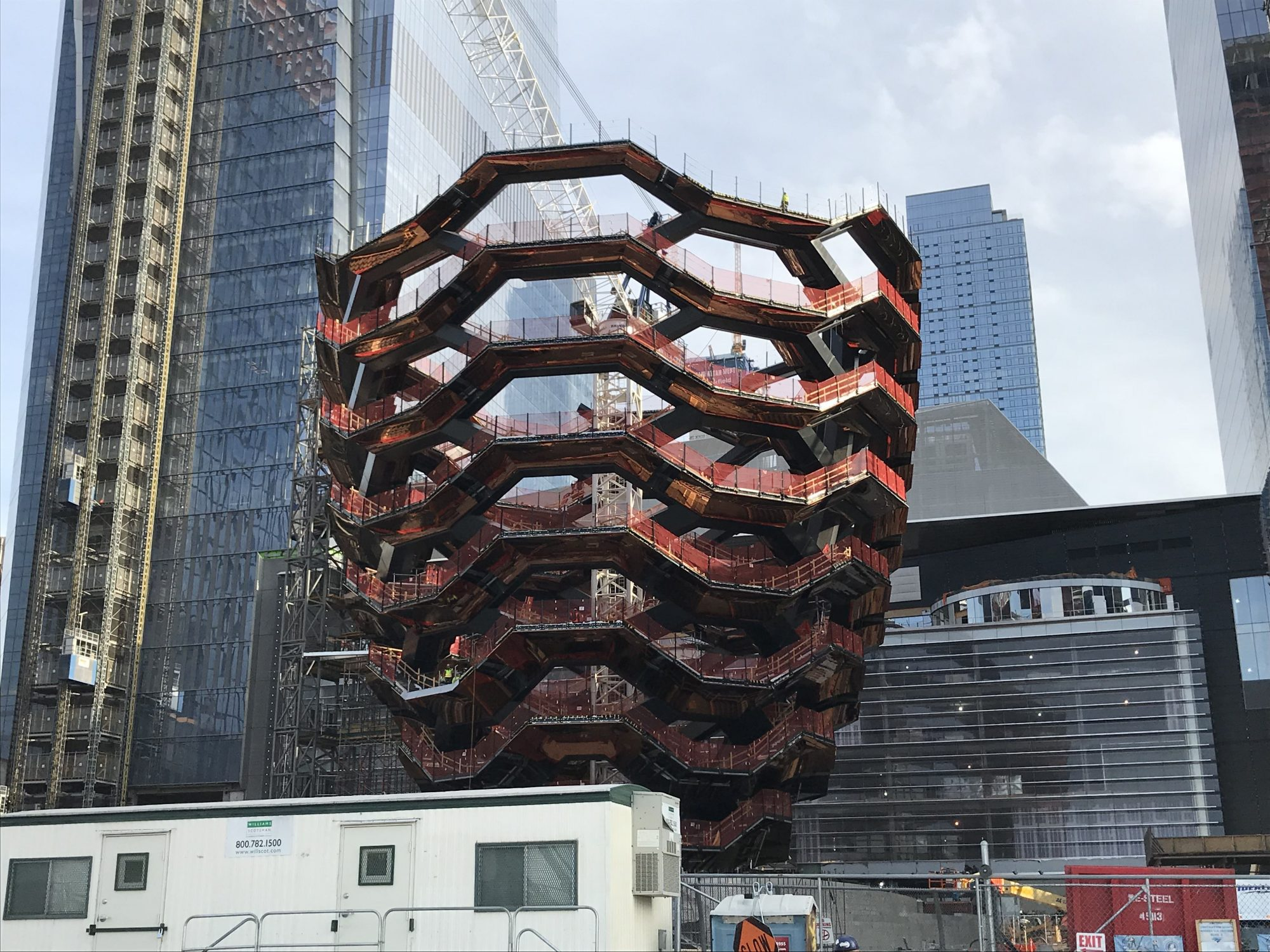 the vessel, thomas heatherwick, hudson yards