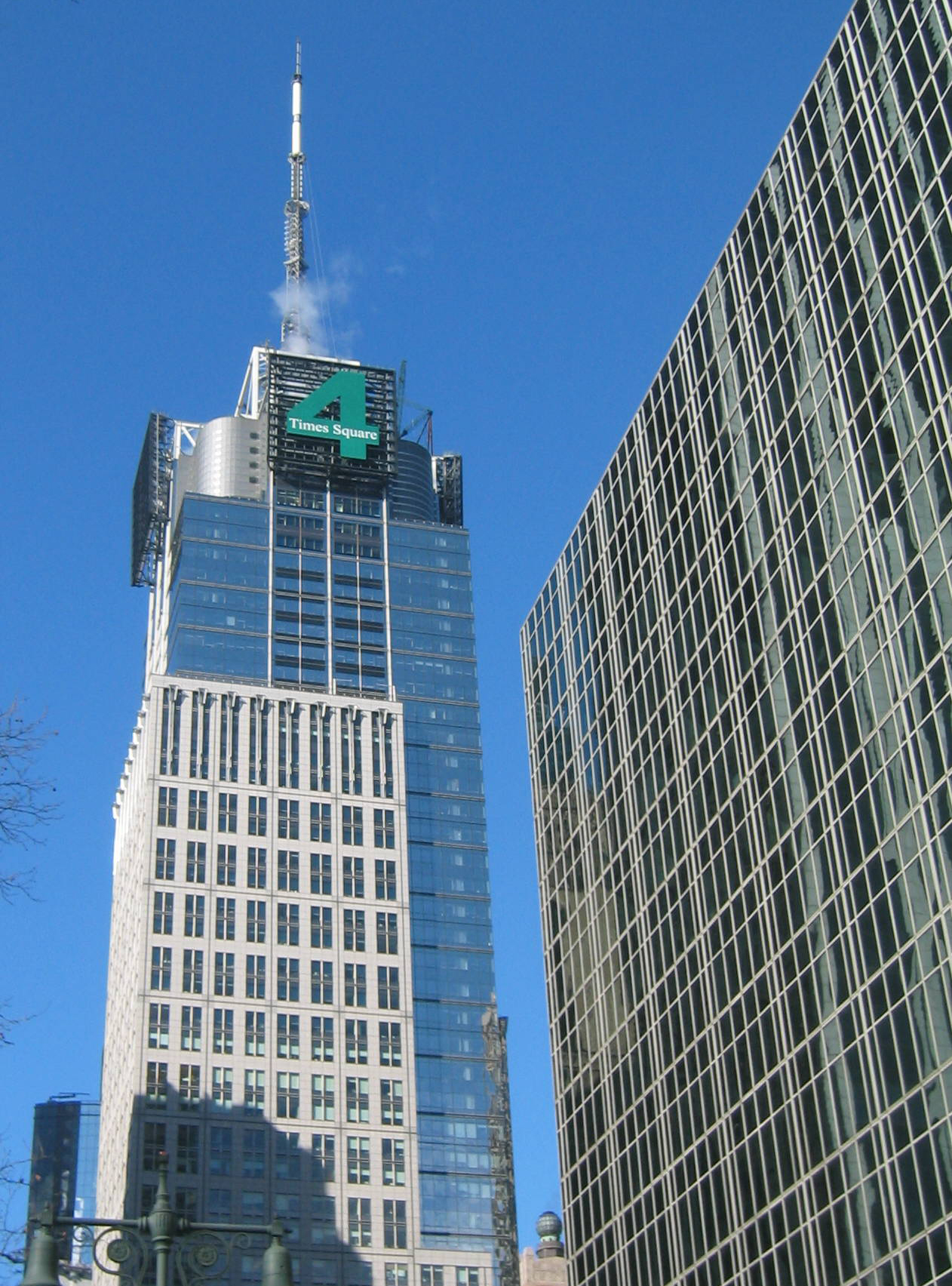 Four Times Square, Conde Nast Building