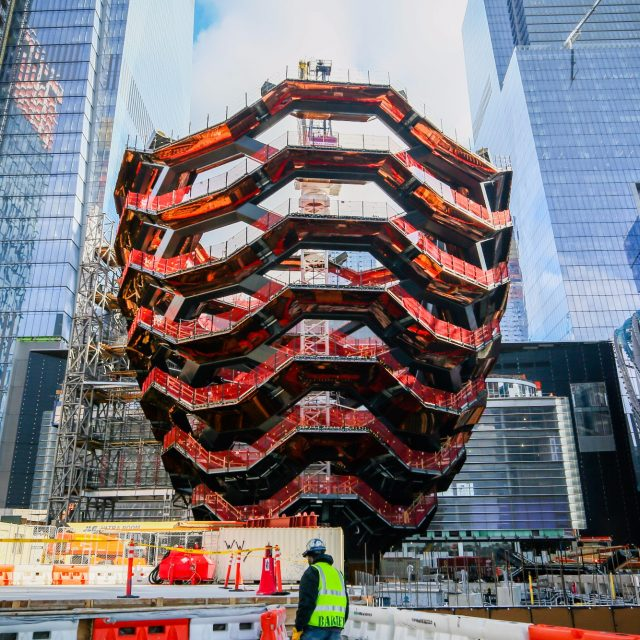 Sign up for early tickets to climb Hudson Yards' Vessel next spring