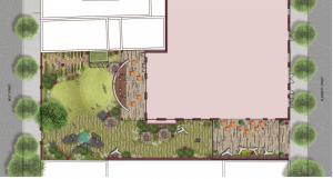 Haven Green, Curtis + Ginsberg, Elizabeth Street Garden, senior housing Nolita