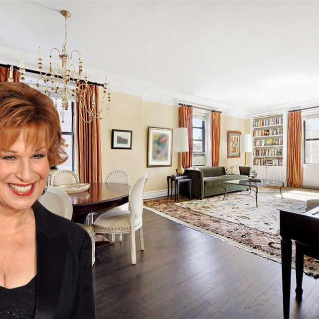 Joy Behar's $3.5M Upper West Side co-op is in contract after just two months