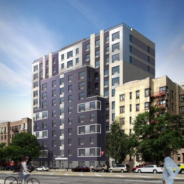 Apply for 93 low and middle-income apartments along the Grand Concourse from $822/month
