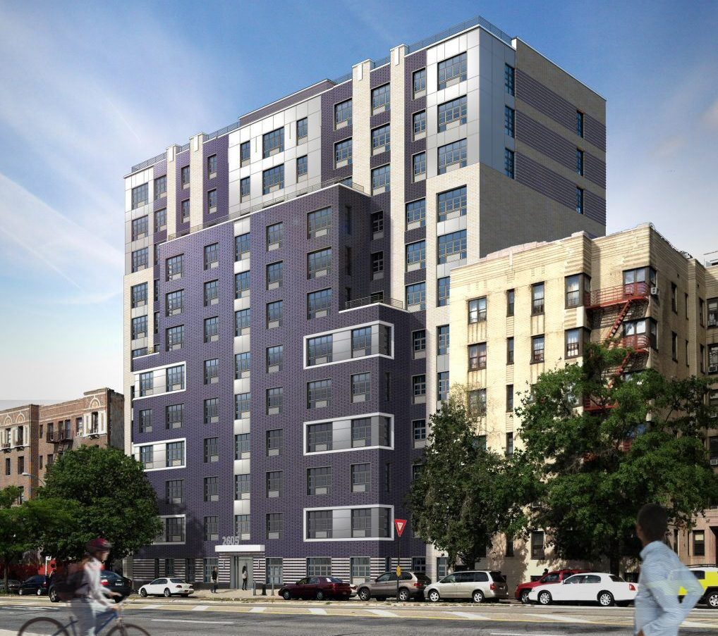 Low Income Apartments Nyc: Apply For 93 Low- And Middle-income Apartments Along The