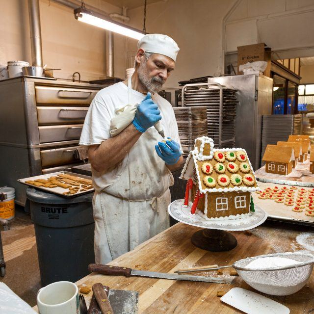Where I Work: Glaser's German bakery has been satisfying Yorkville's sweet tooth for 115 years