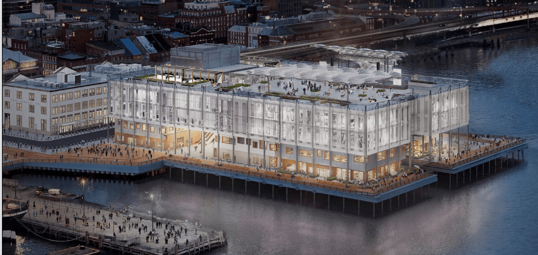 New Details Revealed For Pier 17 The Foodie Oasis Coming To