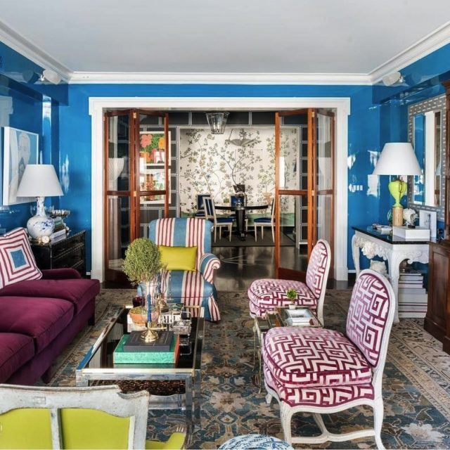 Former ' Million Dollar Listing' star lists Lenox Hill co-op that's bursting with color for $4.8M