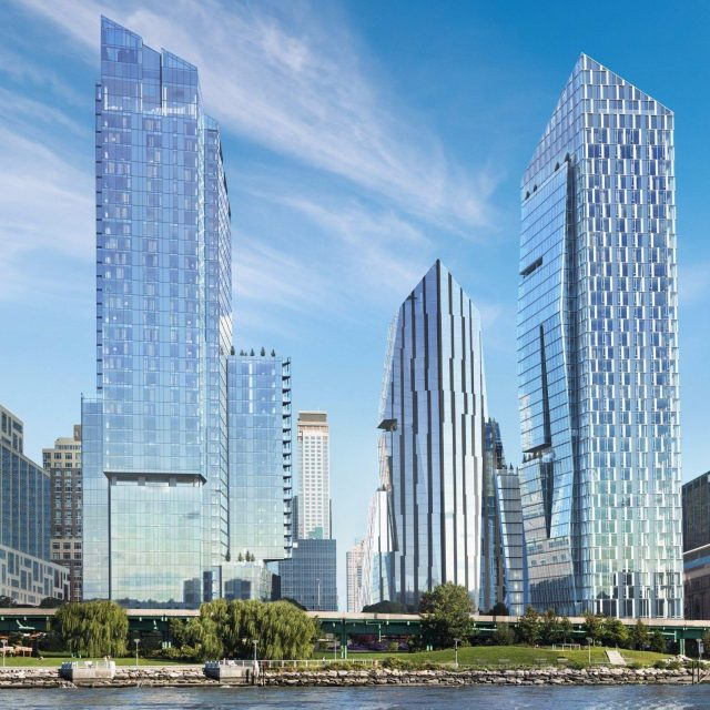 Pricing revealed for starchitect-designed Waterline Square rentals, with studios from $3,938/month