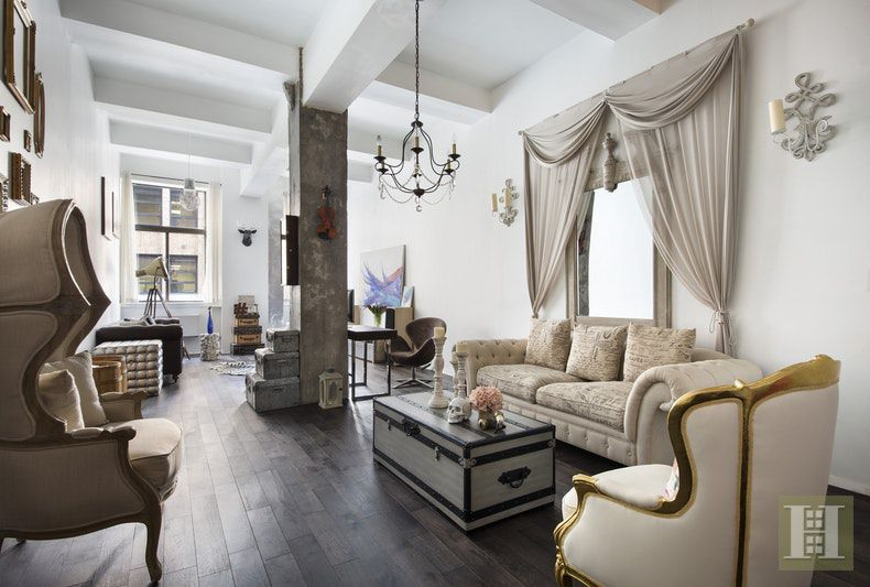 Soho style arrives at this dreamy Turtle Bay loft asking $999K