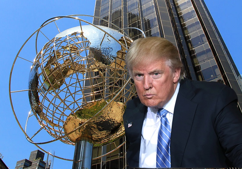 Sales at NYC's 11 Trump-branded condos fall below average for the first time ever