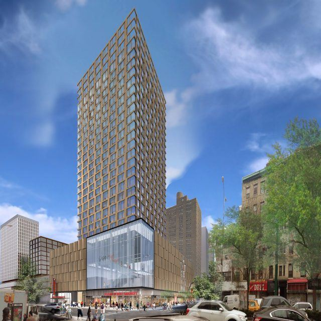 Lottery opens for 98 units at site two of Lower East Side's Essex Crossing, from $519/month