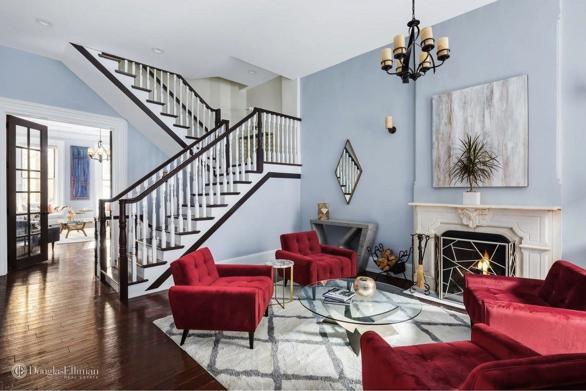 1880s Yorkville townhouse, fresh off a renovation, is asking $6.5M ...