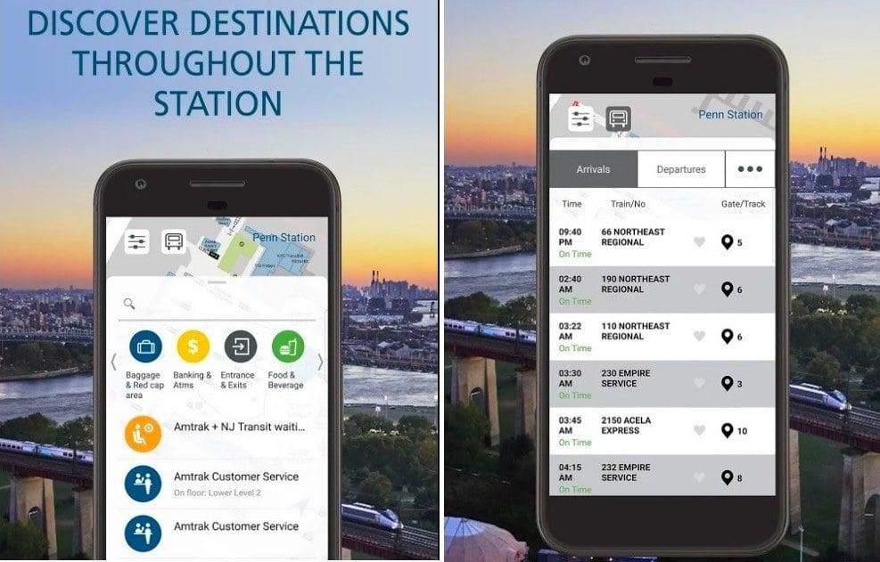 New Amtrak app helps you navigate through Penn Station's chaos | 6sqft