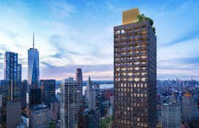130 William Street, David Adjaye, Adjaye Associates, Lightstone Group, Financial District condos