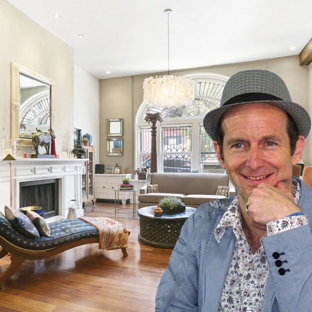 'True Blood' actor Denis O'Hare sells landmarked Fort Greene carriage house duplex for $1.7M