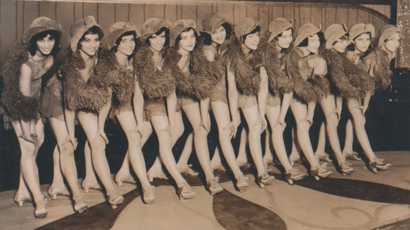 The history of the Rockettes: From St. Louis to Radio City