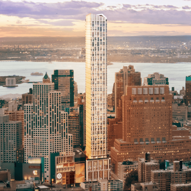 Extell's first outer-borough skyscraper, Brooklyn Point, gets new renderings