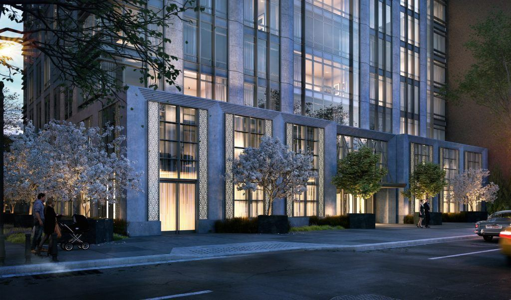 SJP Properties, Mitsui Fudosan, 200 Amsterdam Avenue, Elkus Manfredi, Lincoln Square, Upper West Side tower