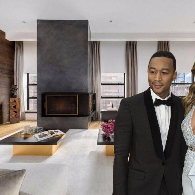 John Legend and Chrissy Teigen pick up the penthouse in their former Nolita building for $9M