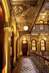 Temple Court, The Beekman, 123 Nassau Street, 5 Beekman Street, James and Karla Murray