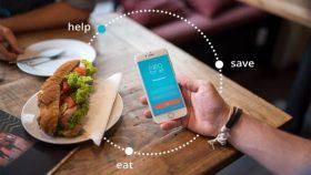 food for all, app, food waste