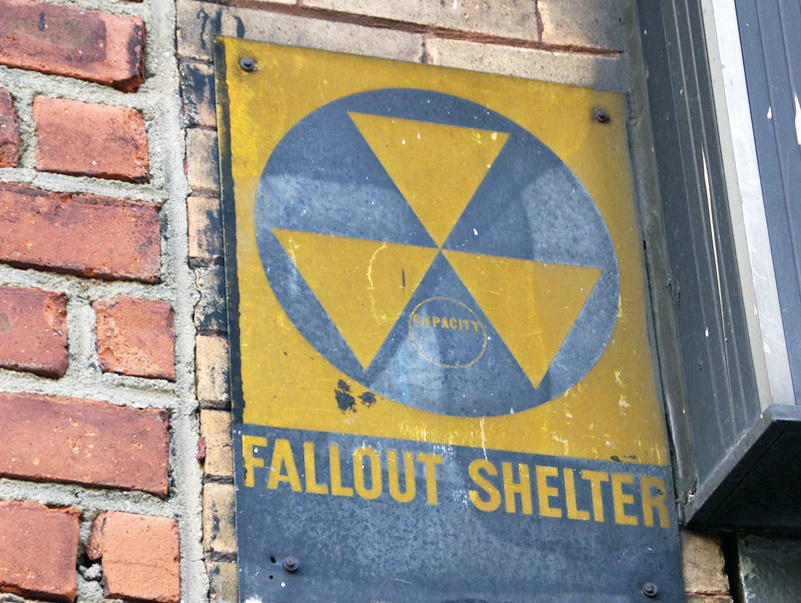 New York City has begun removing the yellow nuclear fallout