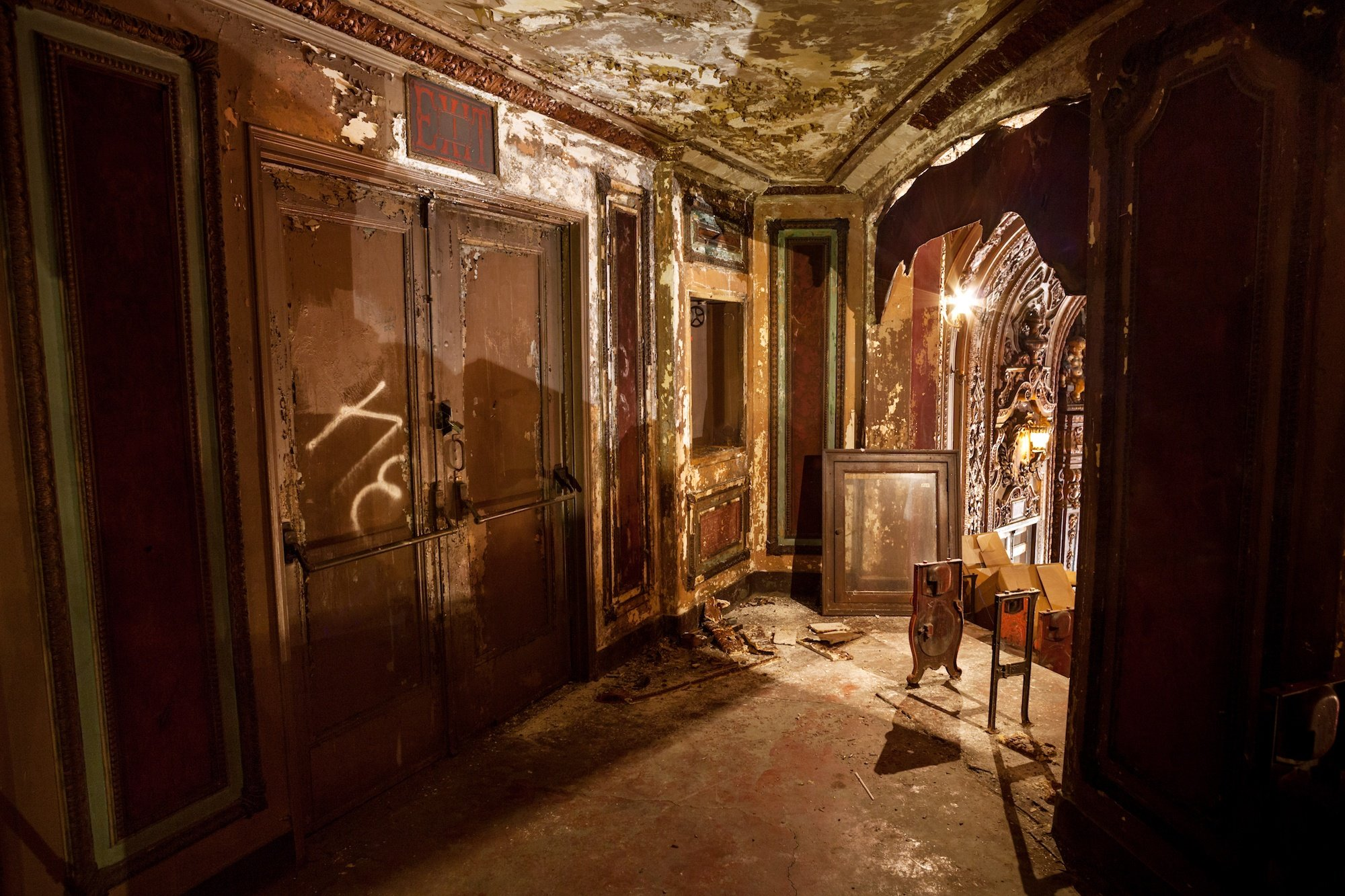 Behind the scenes at the Loew's Jersey City: How a 1929