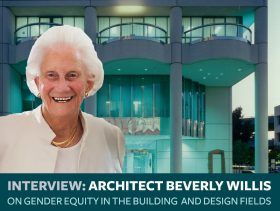 beverly willis, interviews, beverly willis architecture foundation