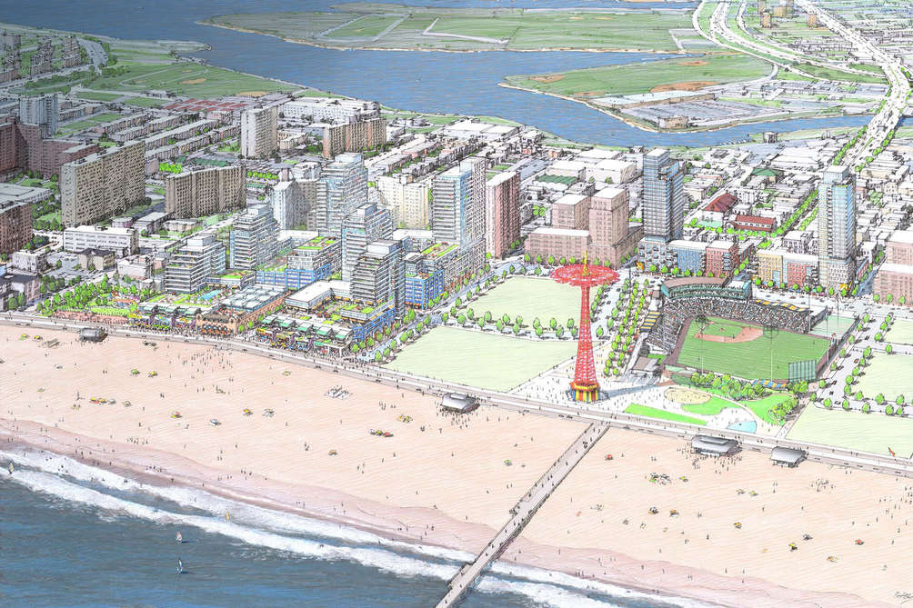 coney island, coney island strategic plan, beyer blinder belle