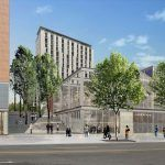 the peninsula, bronx affordable housing, gilbane development company, spofford juvenile center, hunts point,