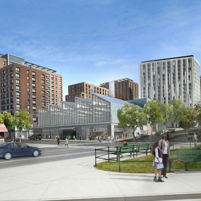 Construction of affordable housing complex on former juvenile jail site in Hunts Point set to begin