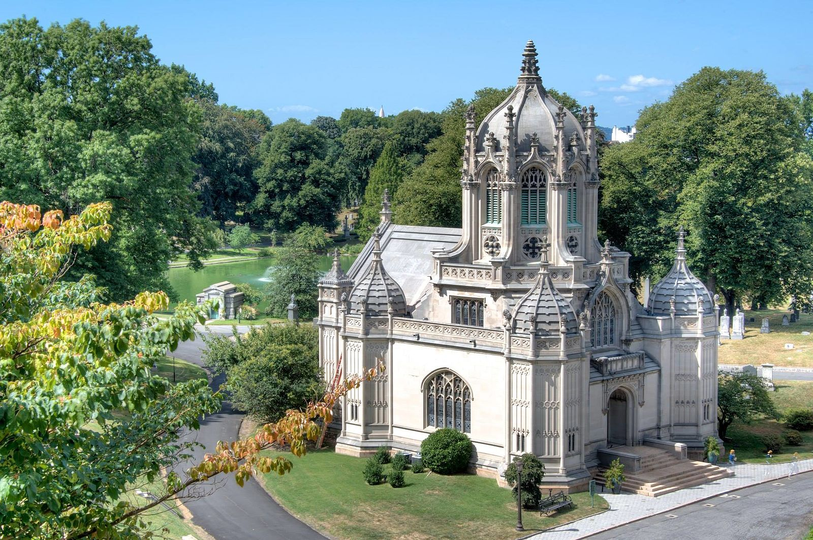 Six chances to live near Green-Wood Cemetery, from $1,035 a