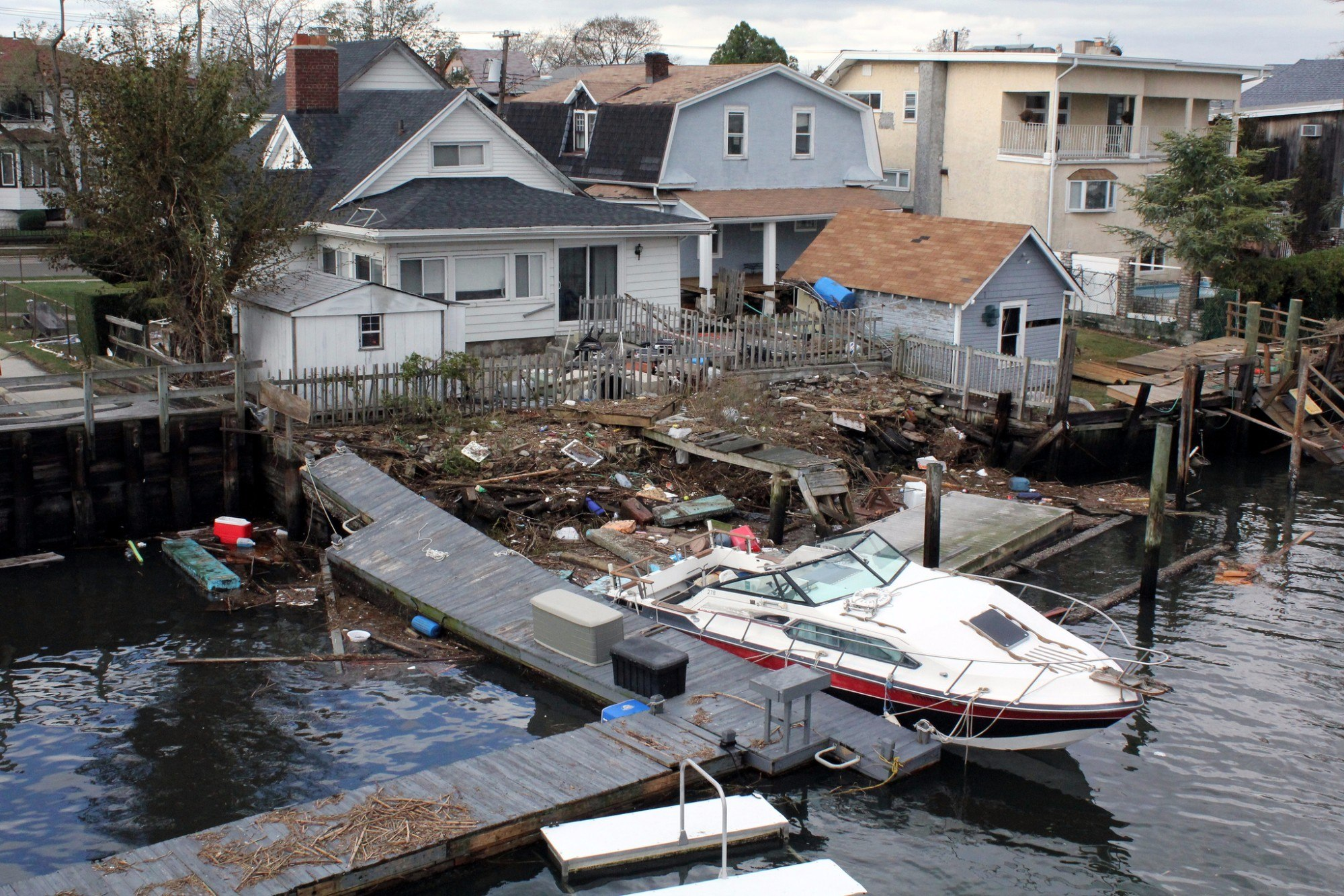 New York To Be First Major City With Flood Maps Based On