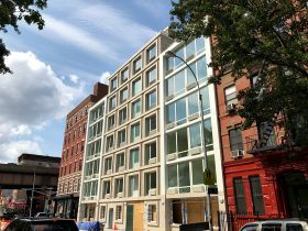 111 East 115th Street, 109 East 115th Street, East Harlem rentals, HTO Architects