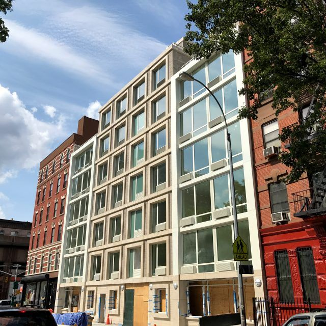 250-name waitlist opens for barely affordable units at East Harlem rental