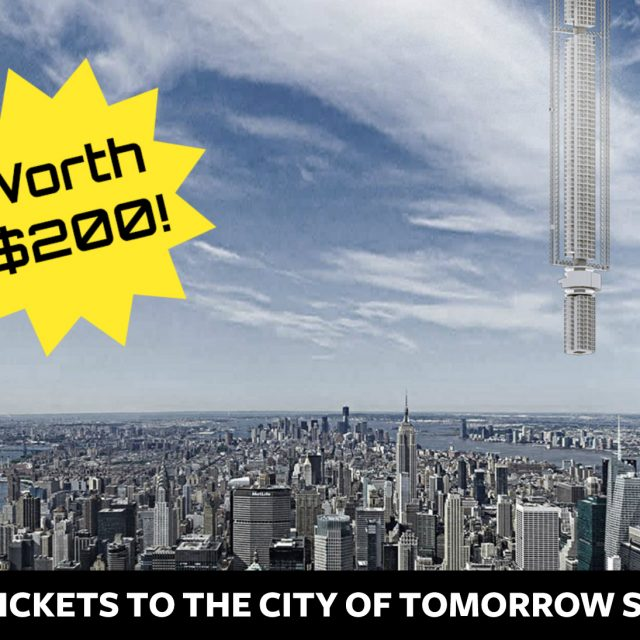 Win a pair of tickets to the 92Y's starchitect-studded 'City of Tomorrow' Summit
