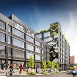 Union Crossing, 825 East 141st Street, Bronx, office space, woods bagot, new developments