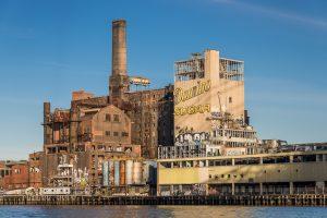 Sweet Ruin, Paul Raphaelson, Domino Sugar Factory