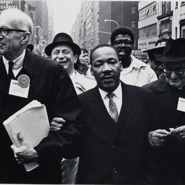Historic photos document Martin Luther King Jr.'s connection to NYC