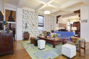 105 east 16th street, co-op, loft, brown harris stevens