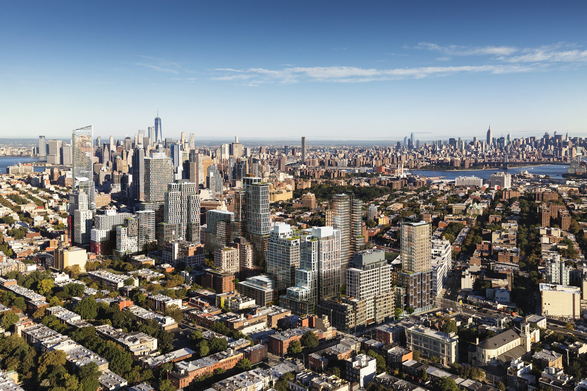 Pacific Park, new developments, major develpments, downtown brooklyn, greenland forest city, L & L Mag