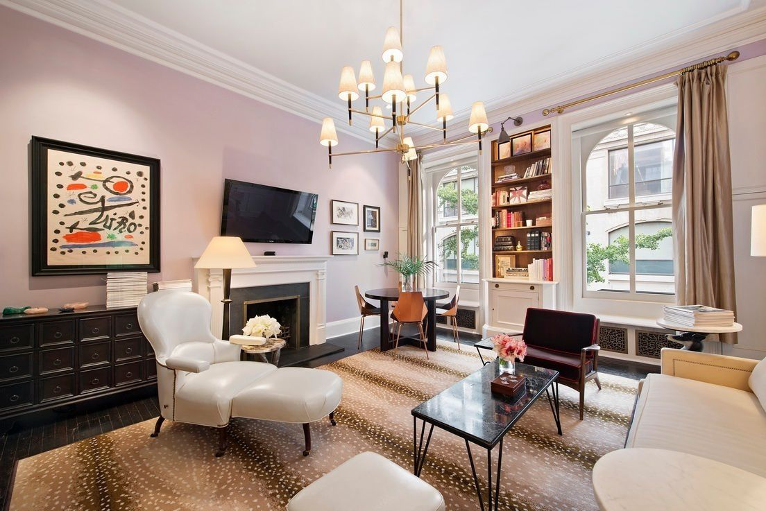 Posted On Wed, January 17, 2018 By Emily Nonko In Cool Listings, Greenwich  Village, Interiors. For A Short Term Rental ...
