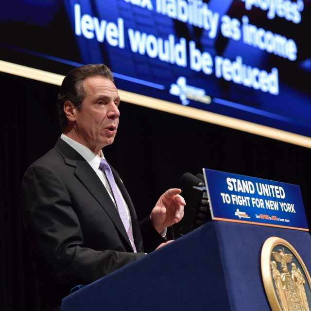 Cuomo's proposed MTA budget requires more funding from New York City