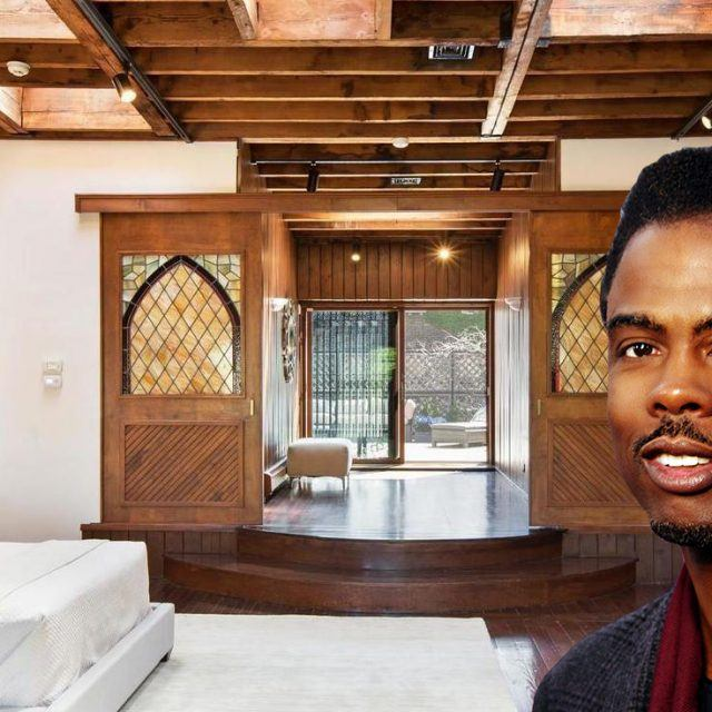 Chris Rock's cool Clinton Hill carriage house sells for $3.35M