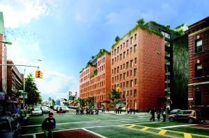 Park House and Webster Residence, COOKFOX, Bronx, Affordable Housing