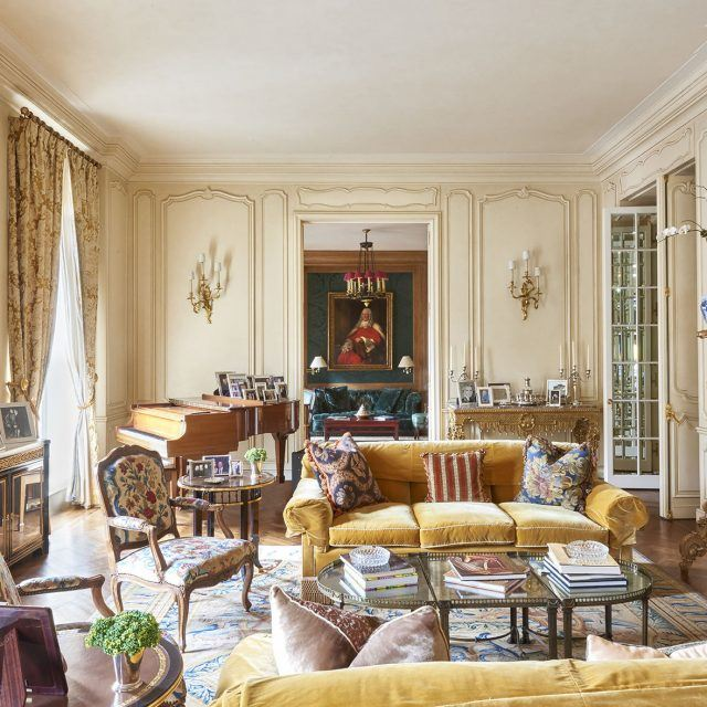 Pantone creator's $39.5M Park Avenue pad may not be colorful, but it's as classic as they come