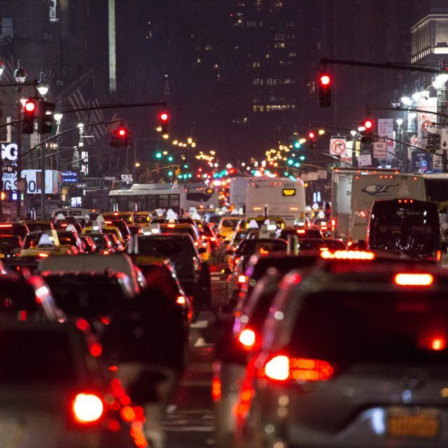 Under proposed congestion plan, driving a car into Manhattan will cost $11.52